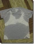 sweaty tshirt