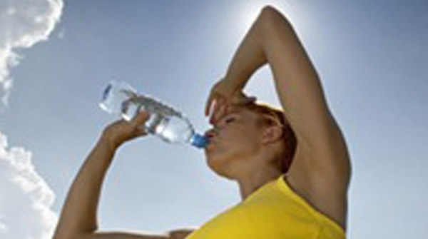 Drink Water for Fat Loss and Performance