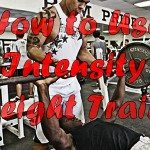 How to Use Intensity in Weight Training