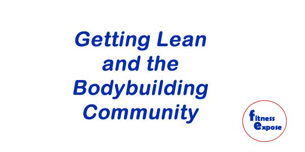 getting-lean-bodybuilding