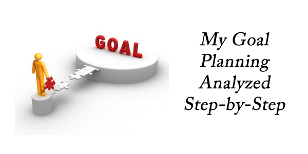goal planning step-by-step