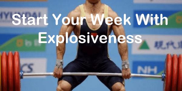 start-explosiveness