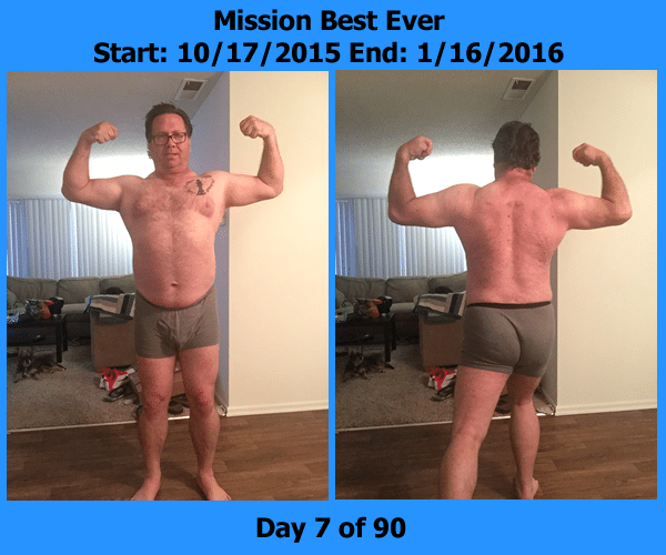 Mission Best Ever - Day 7