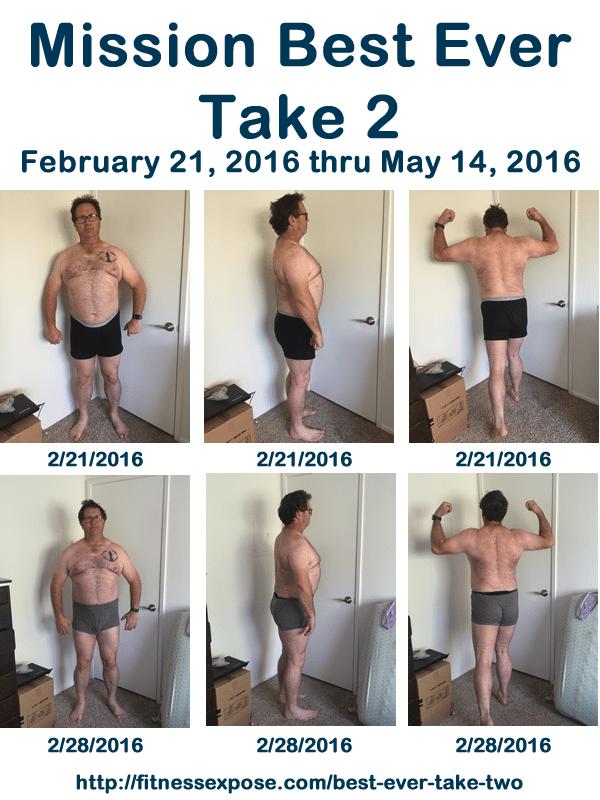 Best Shape Ever Week 2 progress photo
