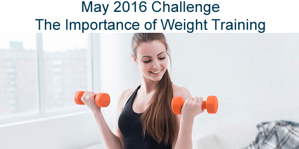 May 2016 Challenge Day 1