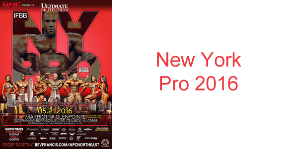New York Pro