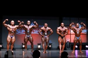 Toronto Pro Supershow 2016