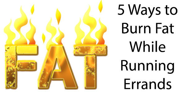5 ways to burn fat