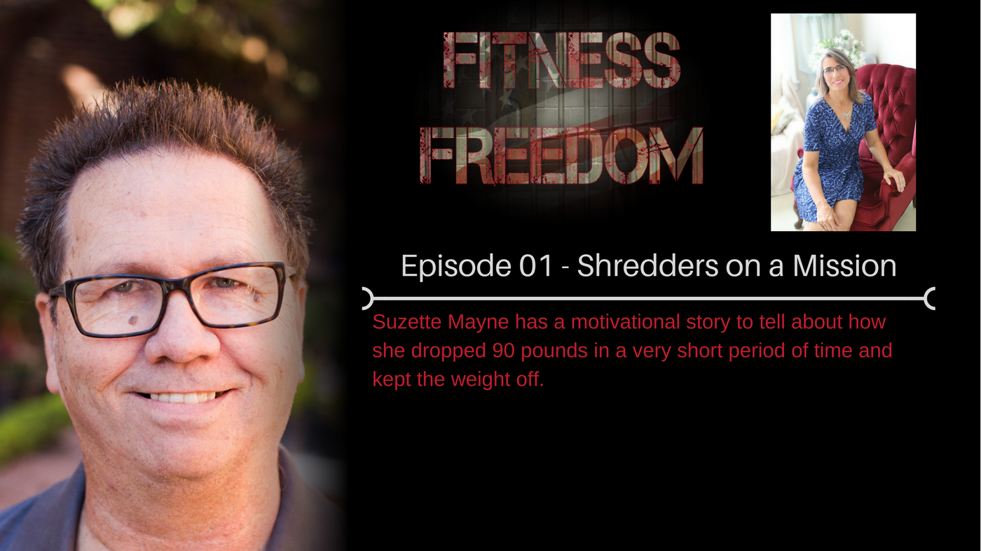 00 Fitness Freedom Podcast Michael Mahony