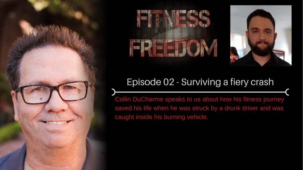 02: Fitness Freedom Podcast by Michael Mahony